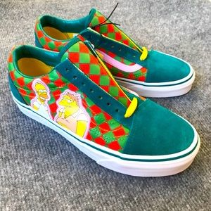 Vans Moes Tavern The Simpsons 7 Men / 8.5 Women